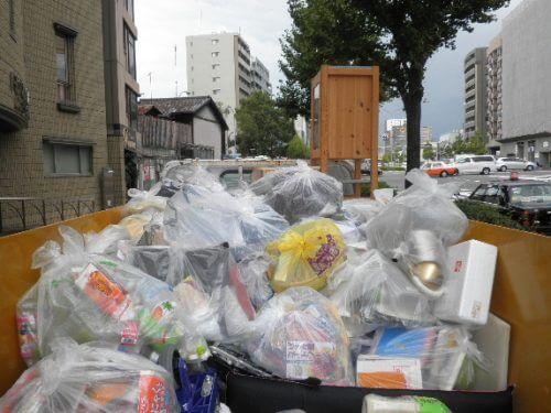 ゴミ屋敷生活から抜ける為の根本的サービス