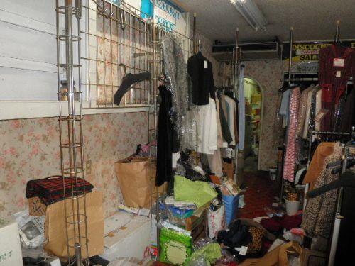 衣類・雑貨の不良在庫もしっかり回収