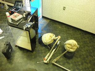 懐かしのパーマ器具