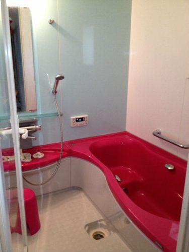 除菌・殺菌・洗浄済のピカピカバスルーム