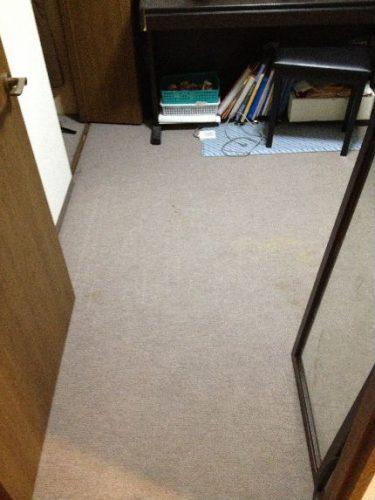 床にあった余計なゴミ、不用品がみるみる片付き広がる視界
