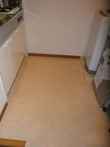 キッチン床A