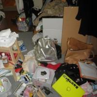 大阪市旭区の汚部屋 片付けビフォーの状態