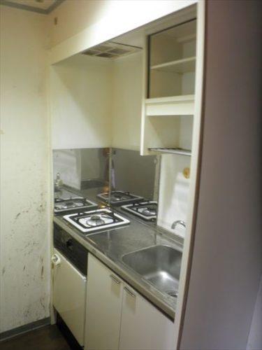 キッチン完成A1