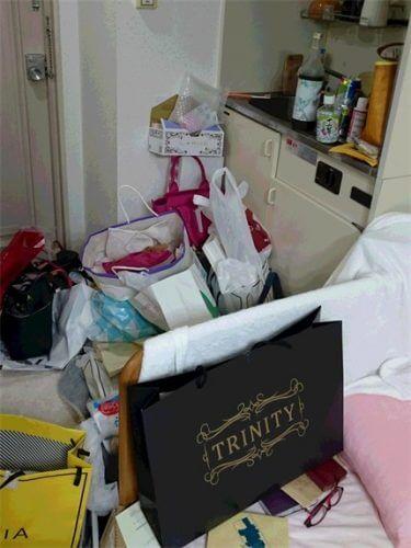 東大阪市内 部屋を片付けられない人のサポート トリプルエス