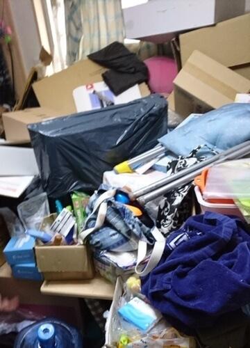 不用品だらけのお部屋回収サービス 大阪のトリプルエス