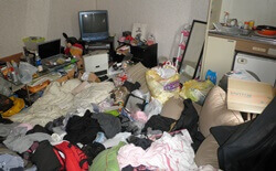 ゴミ屋敷や汚部屋の片付けサービス 専門業者トリプルエス 大阪