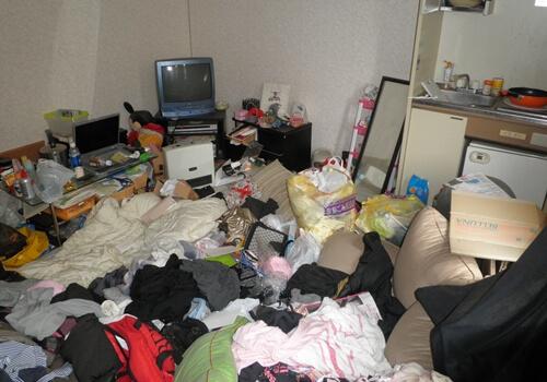 大阪のトリプルエスがご提供するゴミ屋敷や汚部屋の片付けサービス