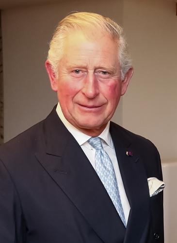 コロナウイルスの陽性反応が出たイギリスのチャールズ皇太子