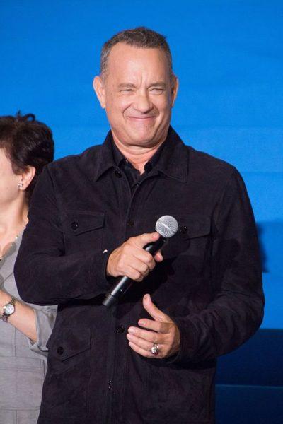 コロナウイルス感染が確認された米国俳優のトム・ハンクス